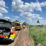 Meghalt a kórházban az a 9 éves kisfiú, aki a monori motocross-pályán, edzés előtt szenvedett súlyos balesetet