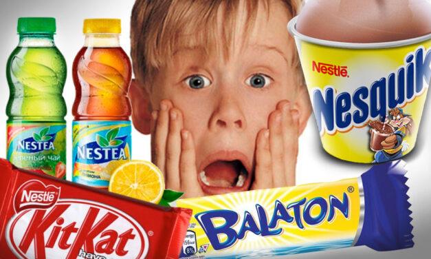 Lebukott a Balaton szelet gyártója, egészségtelen termékeket készítenek, nagy bajba kerülhetnek