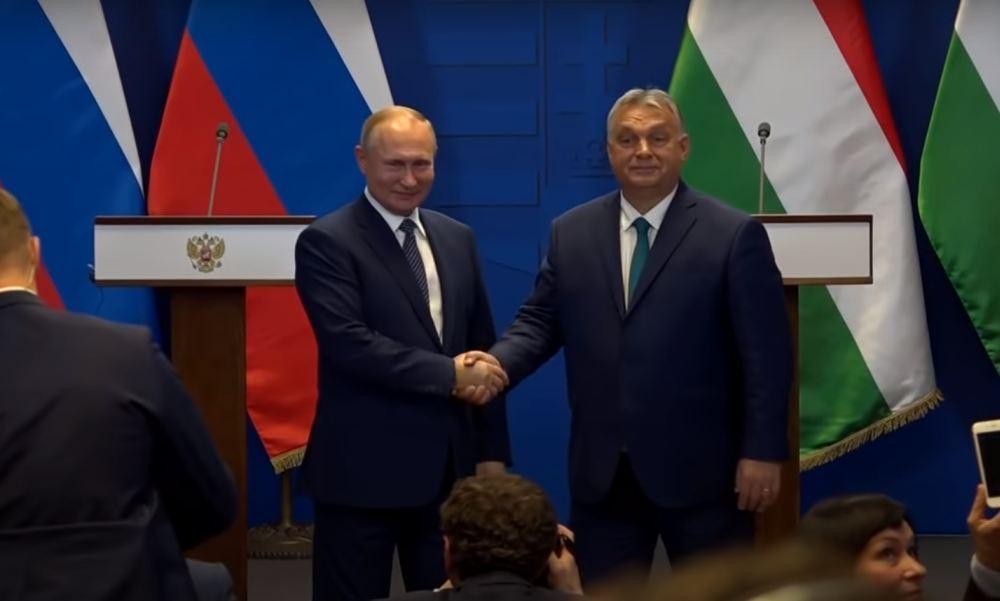 Vlagyimir Putyin jövő héten Budapestre jön