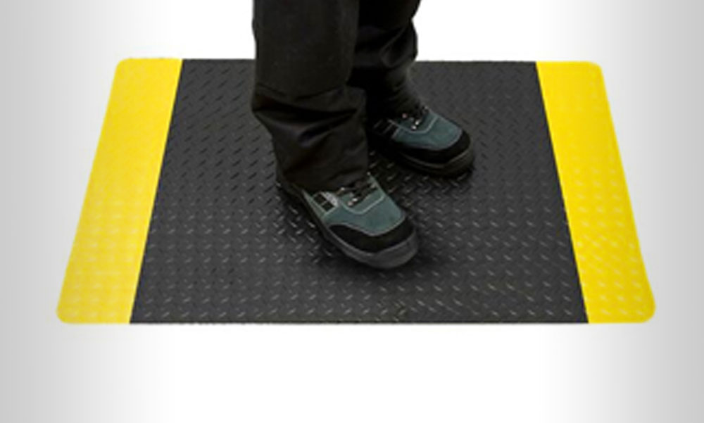 Álláskönnyítő szőnyeg a fáradtság csökkentéséért