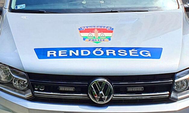 Budapesten terítette a drogot, rajta ütöttek a zsaruk – Nem semmi mennyiséget találtak nála – fotók