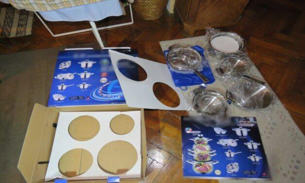 Horroráron árusított edényeket egy óbudai férfi: a tettes milliókat csalt ki áldozataiból