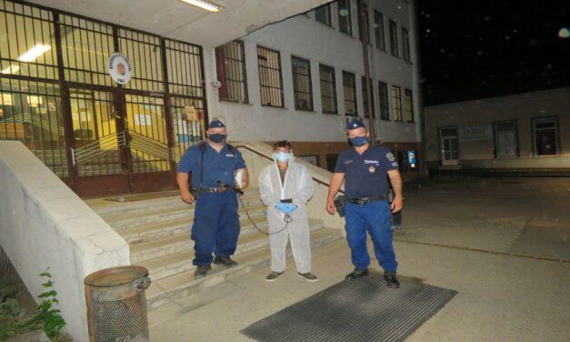 Három közterest is megsebesített egy erőszakos támadó Vácon