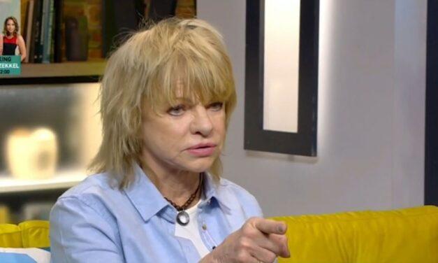 A budaörsi színház miatt szökött ki a kórházból Gór Nagy Mária, a színésznőt pár napja a villamoson támadták meg