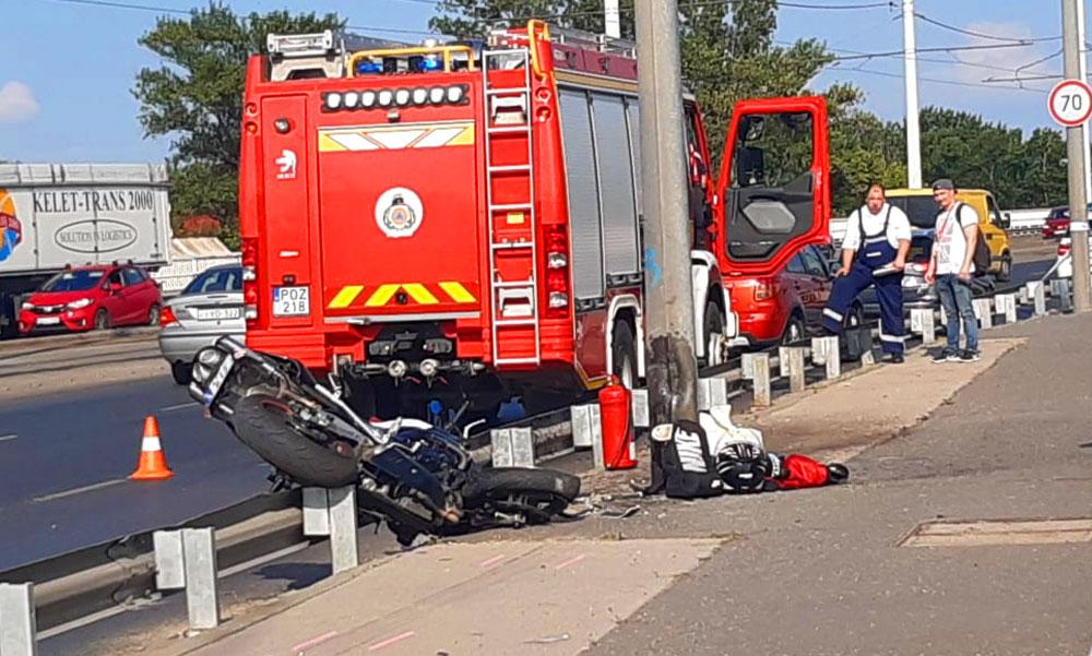 Egy nap alatt 4 súlyos motorbaleset történt, ebből kettő halálos volt, mi történt ma az országban?