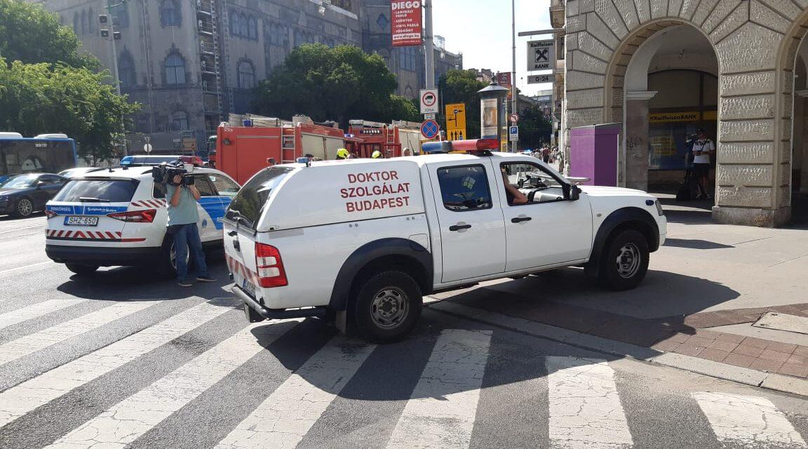 Nem egy, hanem két teherkocsi szabadult el a halálos budapesti metrófelújításnál