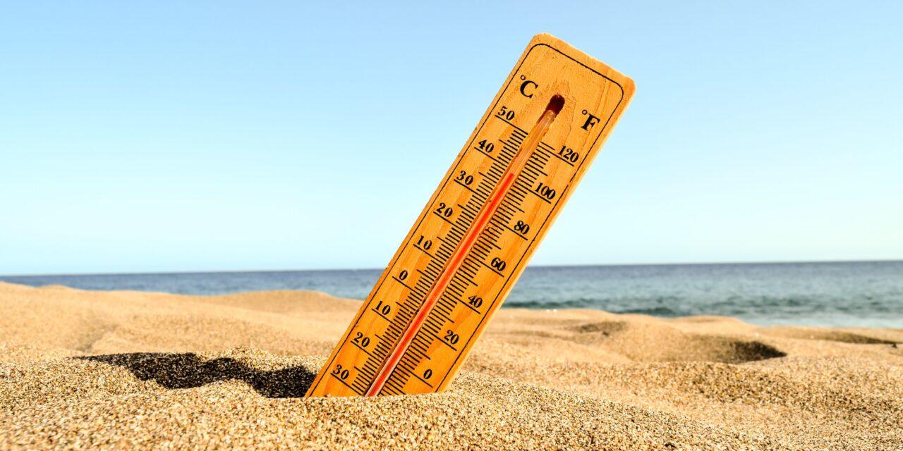 40,2 fokot is mértek ezen a településen – Megdőlt a napi melegrekord, eddig tart még a hőség