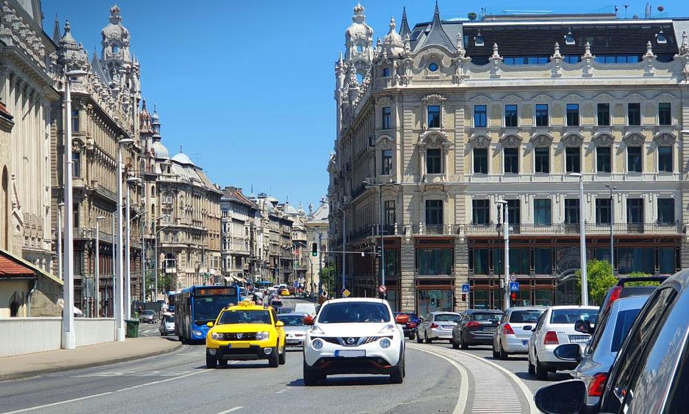 """""""Előbb-utóbb valamit lépni kell, Budapest nem bír el ennyi autót."""" – mondta a dugódíjról a BKK vezérigazgatója"""