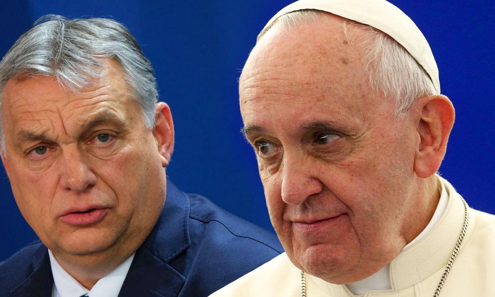 Nyilvánosságra hozták Ferenc pápa budapesti programját – röviden, de mégis találkozik Orbán Viktorral