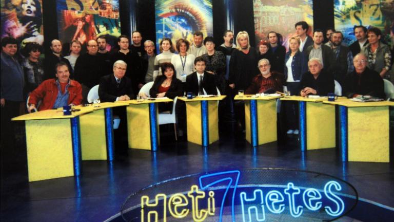 """""""Egy velejéig romlott hazug disznó"""" – ezt gondolja Verebes Istvánról a RTL klub egykori producere, miután a színész-rendező nemrég beleszállt a Heti Hetesbe"""