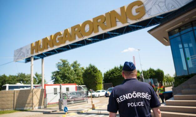 Forma-1: Jelentősen megváltozik a forgalom Mogyoródon és környékén a Magyar Nagydíj miatt, 1200 rendőr vigyáz a rendre