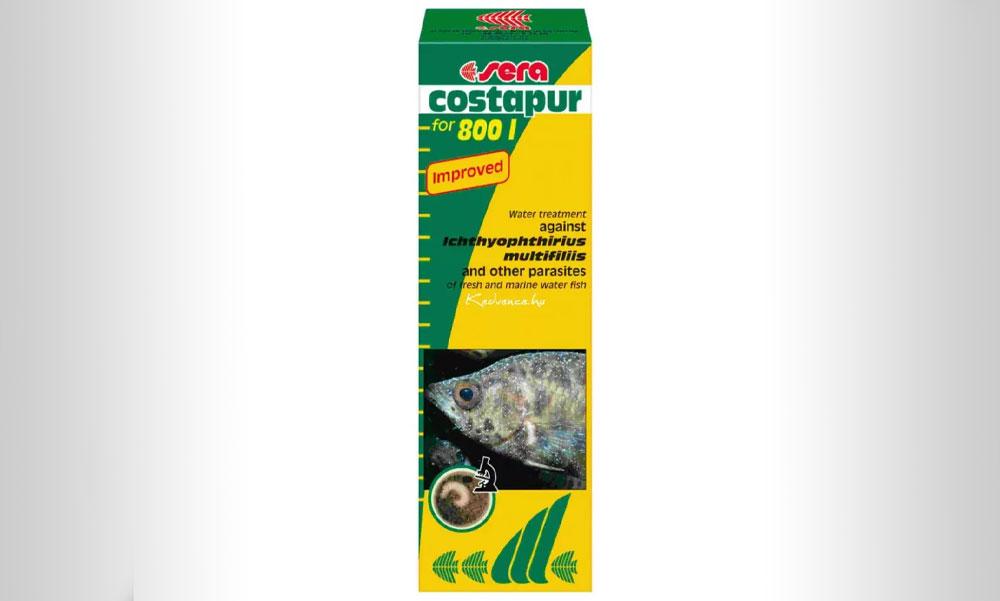 Kezeljük a betegségeket Sera Costapurral!