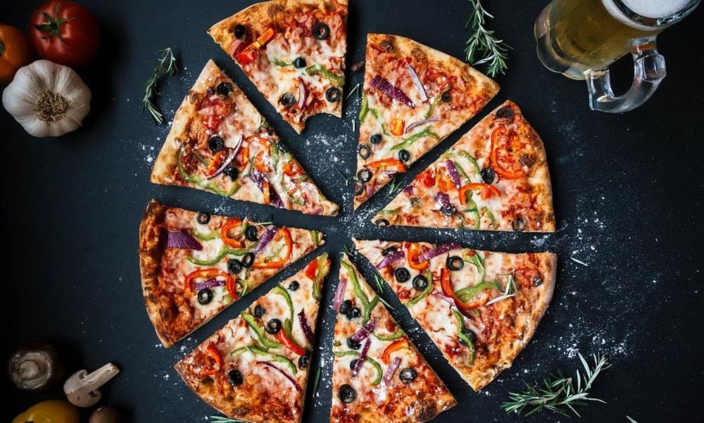 Hogyan eszik a magyarok az olasz pizzát?
