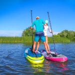 SUP-ozás biztonságosan, erre figyelj, ezt vidd magaddal a vízre – itt vannak a profi oktató tanácsai