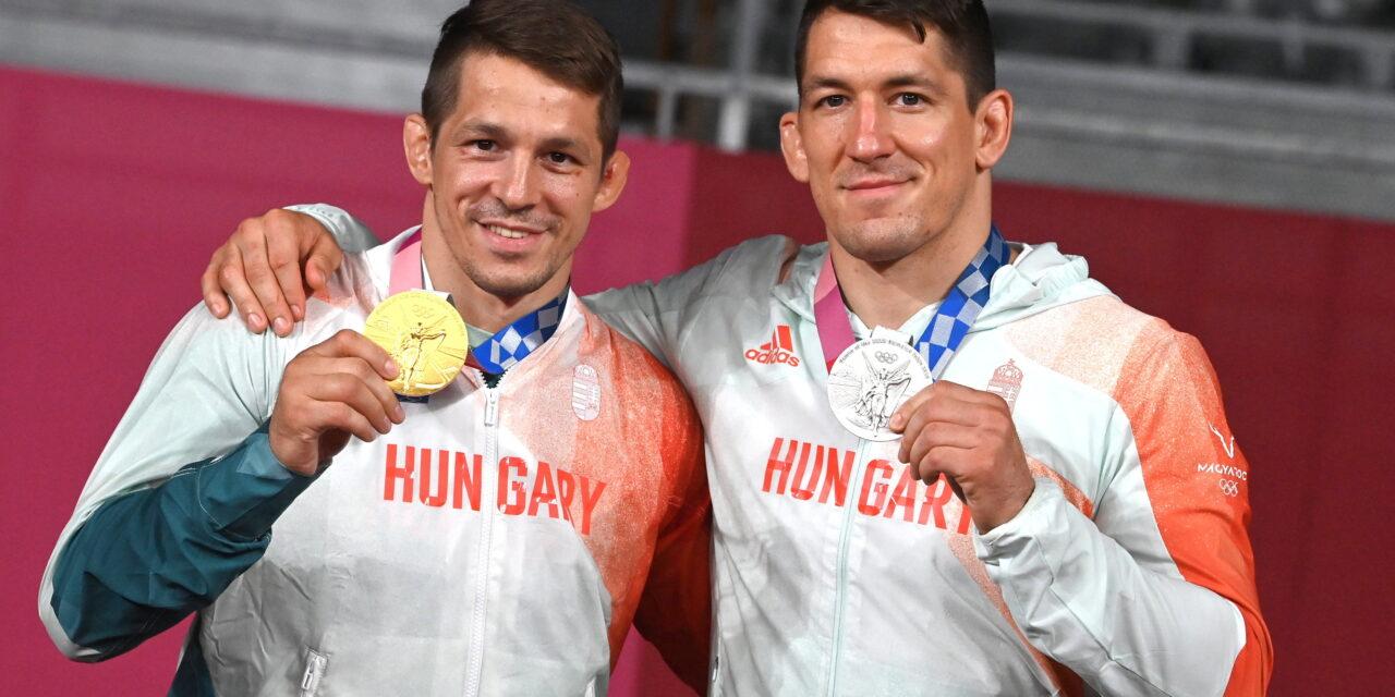 Kislányának szerezte az érmet: megszólalt az elvesztett tokiói döntő után a birkozó Lőrincz Viktor, a karrierje folytatásáról és testvéréről is beszélt