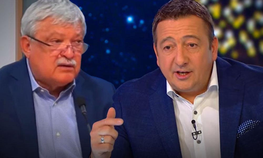 Karácsony Gergely miatt nekiment az OTP milliárdos elnökének, Csányi Sándornak a jobboldali megmondóember Bayer Zsolt