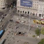 Mutatjuk, így áll most a Blaha Luzja tér felújítása – Erre kell számítani