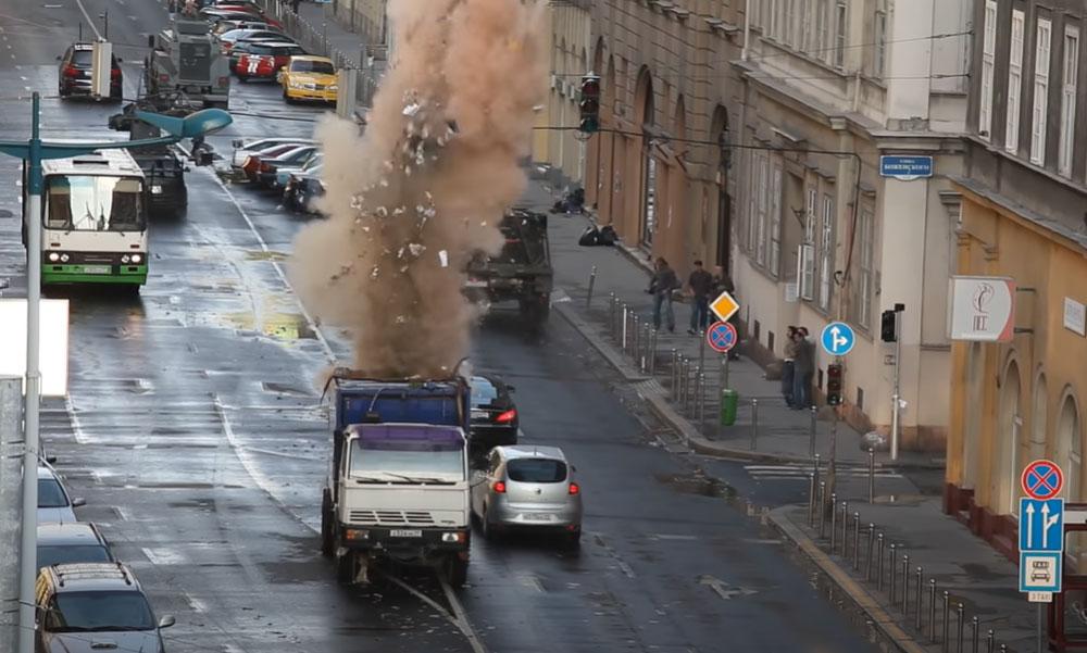 Robbantás az Üllői úton: Ezek a hollywoodi világsztárok forgattak már filmet Budapesten