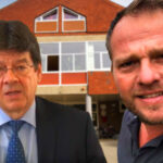Törökbálint alpolgármestere, Gréczy Krisztián szerint gyermeke budaörsi gimnáziumában LMBTQ-érzékenyítést tartanak, Wittinghoff Tamás kiakadt