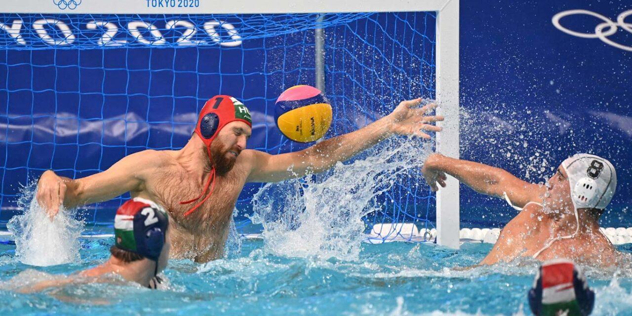 Kínos vereség a görögögtől, ráadásul jobb volt az ellenfél, nincs olimpiai döntő a pólósoknak