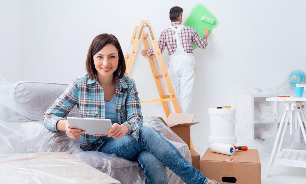 Lakásfelújítás – tippek kezdőknek, hogy ne kövess el nagy hibákat.