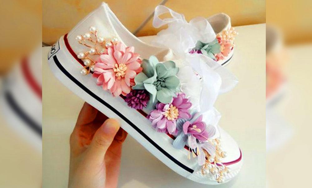 Így lesz egyedi egy (gyerek)cipő: 5 egyszerű DIY tipp