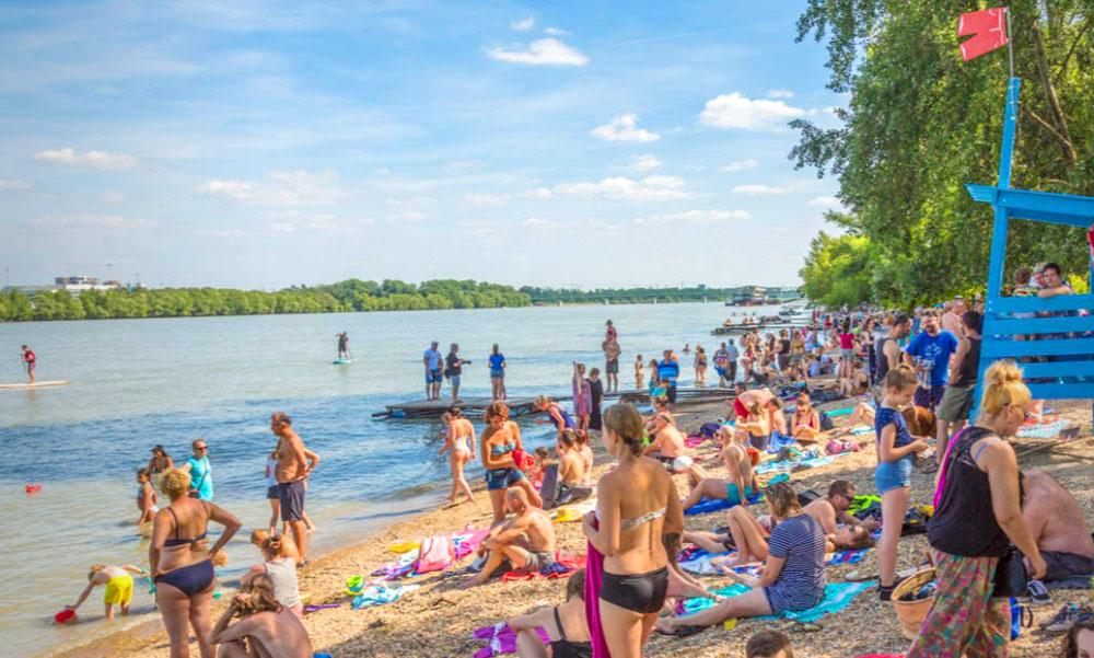 """""""A Duna vízminősége Budapesten teljesen rendben van, alkalmas a fürdésre"""" – állítja Karácsony Gergely főpolgármester"""