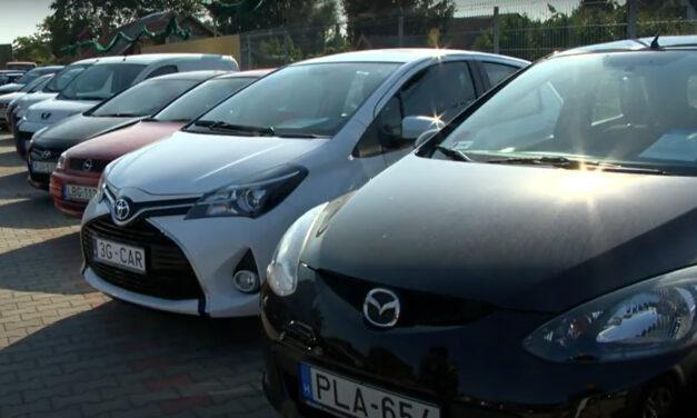 Ezek a leggyorsabban elkelő használtautók a magyar autópiacon