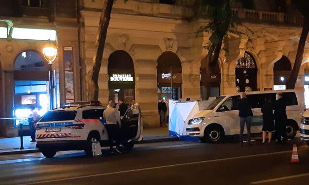 """""""A férfiért és a családjáért is imádkoztunk"""" – legénybúcsúra érkezett Budapestre az a férfi, akit halálra gázolt az Andrássyn a Nemzetközi Eucharisztikus Kongresszus kisbusza"""
