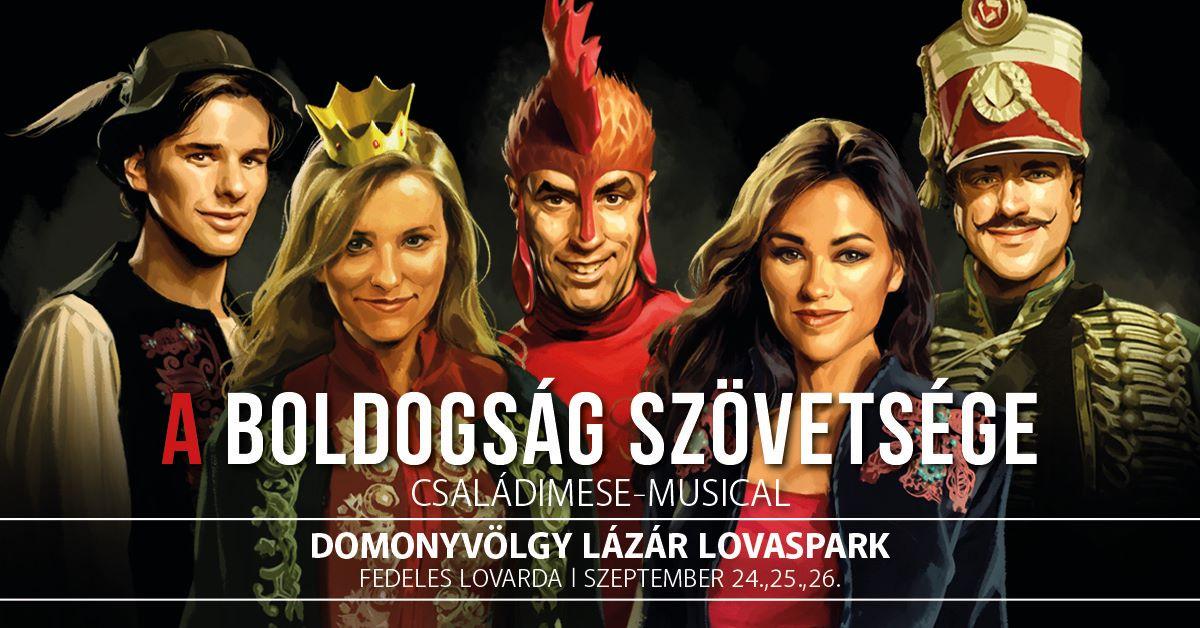 Lovas színház Domonyvölgyben és a Kincsem Parkban, Kultúrházak éjszakája, báránynapok, fotókiállítás és Judafest – gazdag pénteki programkínálattal indul a hétvége