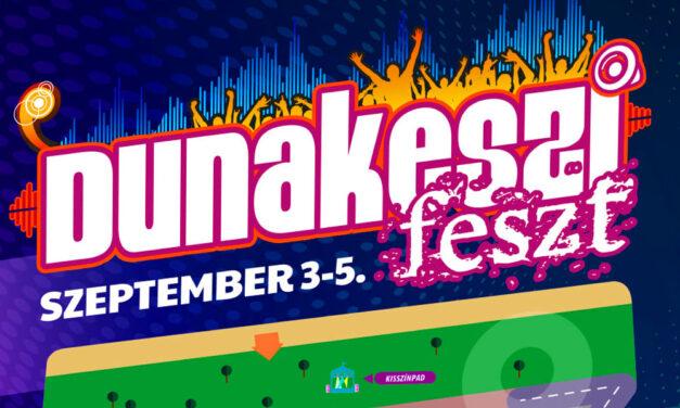 Kezdődik a 3 napos DunakesziFeszt, itt van a teljes program!