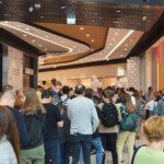 Pánik az Etele Plazában: tűzriadó miatt kiürítették a bevásárlóközpontot