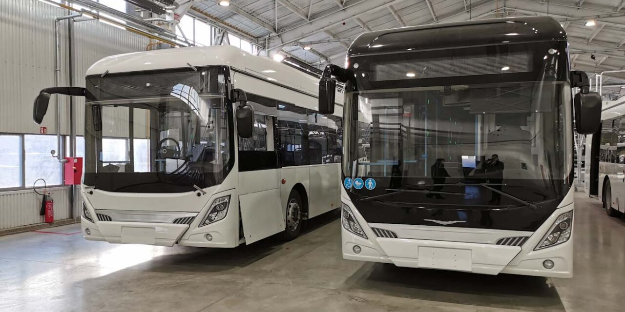 Elektromos busz készült az Ikarusnál, most ezt tesztelik a fővárosban