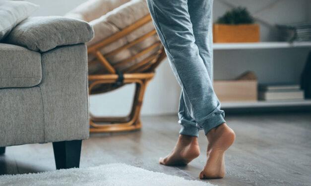 Nem járhatunk mindig lábujjhegyen – Padlók hangszigetelése kőzetgyapottal