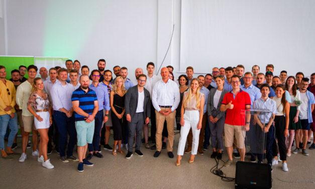 Világszinten is egyedülálló a magyar egyetemi startupképzés