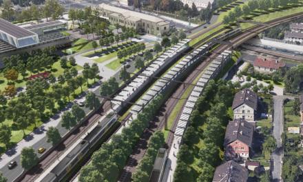 Garantálom, hogy igényes lesz – mondta Vitézy Dávid, minden akadály elhárult az új budapesti vasútállomás elől