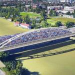 Kezdődik az építkezés, új híd lesz a Dunán, jelentősen átalakul Észak-Csepel közlekedése