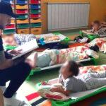 Szokatlan dolgot tett Majka az egyik óvodában Dunakeszin, a TV2 sztárja az óvónőket és a gyerekeket is meglepte