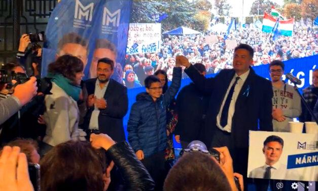 Márki-Zay Péter nyerte az ellenzéki előválasztást, Hódmezővásárhely polgármestere lesz Orbán Viktor kihívója