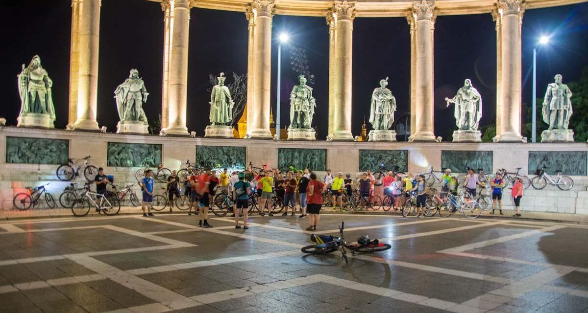 Éjjeli bringázás Budapesten, Unicum-show Pátyon, kerti mulatság Biatorbágyon, almafesztivál Pécelen, járatlan fesztivál, zöld programok és koncertek – kihagyhatatlan programok szombatra