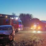 Pátynál elesett az 1-es út, baleset történt, komoly a baj Dunakeszinél is