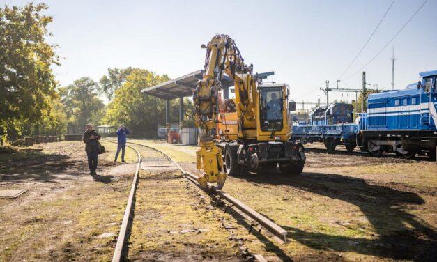 Elkezdődött az 500 milliárdos kínai hitelből finanszírozott Budapest-Belgrád vasútvonal építése